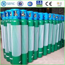 Cilindro de gas de aluminio de alta presión 47L (ISO232-47-15)