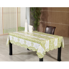 PVC Two-Layer Printed Tablecloth (TJ0132)