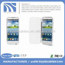 3200mAh externer Ladegerät-Kasten für Samsung-Galaxie S3 III i9300
