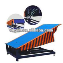 Heavy duty steel car/truck loading ramp