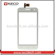 Digitizer à écran tactile avant noir ou blanc pour le panneau tactile Phone Doogee DG310