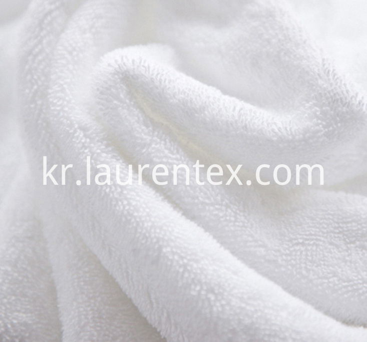 32S cotton hotel towel details