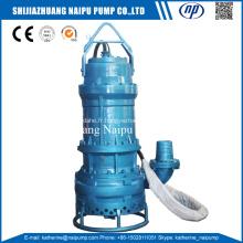 Pompe submersible de dragage de rivière