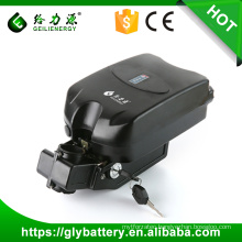 GLE 36v 48v deep cycle rechargeable li-ion lithium-ion battery electric bike battery