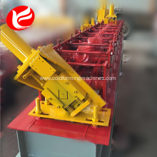 Light gauge steel stud and track framing machine light keel making machine