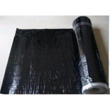 Membrane imperméable collante de bitume collant d'un côté / feutre de toiture / underlay de sous-sol / feuille de garage (OIN)