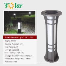 Neue China Großhandel CE solar Poller led-leuchten im freien Poller led-Beleuchtung (JR-2713)