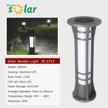 New China Wholesale CE solar bollard led lights outdoor bollard led lighting (JR-2713)
