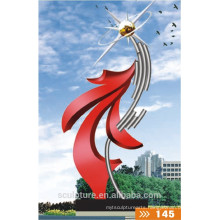 2016 New High Quanlity Craft Elegant Stainless Steel Sculpture