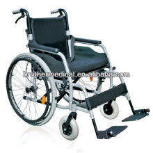 """s"" shape cushion Aluminum wheelchair"