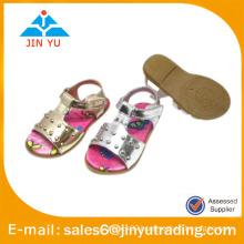 beautiful girl flat sandal for kid