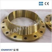 Flange B247 Uns A93003 do orifício da liga de alumínio