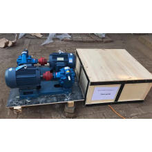 High Quality for KCB series lubrication oil pump Details Standard electric motor lube transfer oil pumps supply to Suriname Suppliers