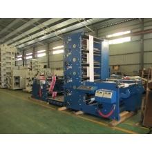 Máquina de impressão flexográfica multicolor para copo de papel (AC650-4B)