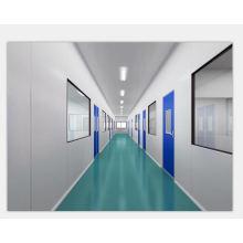 Angepasstes schlüsselfertiges Projekt pharmazeutischer oder Laborreinraum