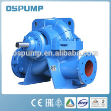 Split Case Pump For Fighting Floods and Providing Relief