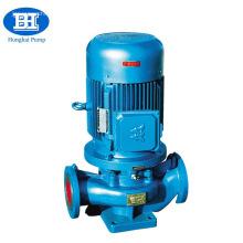 Zentrifugale elektrische 7.5hp Wasserpumpe der vertikalen Rohrleitung