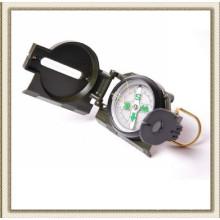 O Camping /Hiking/Outdoor militar bússola, bússola Lensatic (CL2E-KL457)