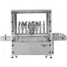 Essential oil Small Vial Plastic/Glass Bottle Filling Machine,mini perfume filling machine