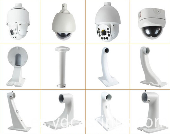 Dome Camera Wall Mount Bracket