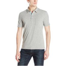 メンズ高品質の快適なゴルフポロシャツ
