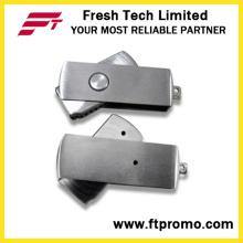 Metall Wirbel Mini-USB-Flash-Laufwerk (D310)