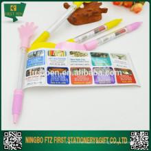 Günstige benutzerdefinierte Kalender Pull Out Pen