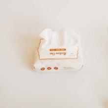 100% lingettes sèches pour le visage à vendre