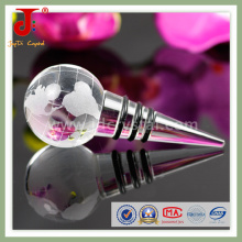 Copo De Cristal De Vinho Bottle Stopper / Wine Decoration