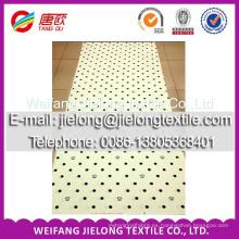 weifang tela de algodón textil hogar para ropa de cama