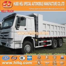 SINOTRUK 6X4 Schwerlast 40 Tonnen 371hp Kipper LKW zum Verkauf Hochleistungs in Afrika.