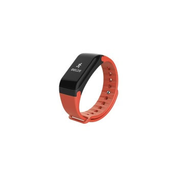 OLED screen bracelet with 100mAh battery