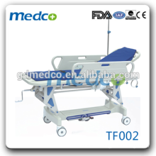 Manual Emergency Operating Room Tranfer Stretcher Trolley Bed TF002