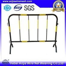 Hochwertiges Pulver beschichtet temporären Zaun für High Way