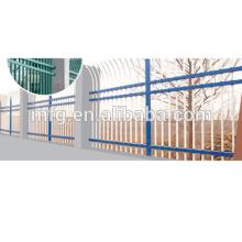 galvanized twisted fence/cast iron fence parts