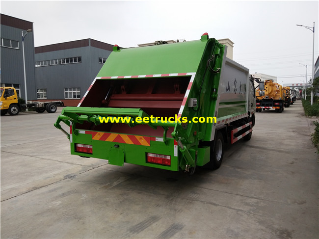 Trash Compactor Vehicles
