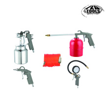 5pcs Air tool kit-Suction type