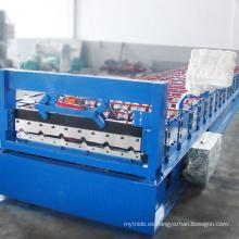Venta caliente rollo de lámina de hierro que forma la máquina que forma el equipo