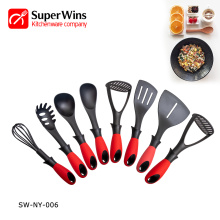 Non-Stick and Heat Resistant Nylon Cookware Set