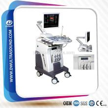 escáner Doppler para diagnóstico médico por ultrasonido trolly para vasos sanguíneos