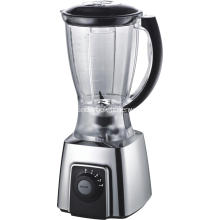 Chrome plated juicer blender