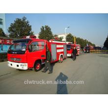 Preço de fábrica de 2014 preço de caminhão de combate a incêndio, caminhão de fogo de 4 toneladas