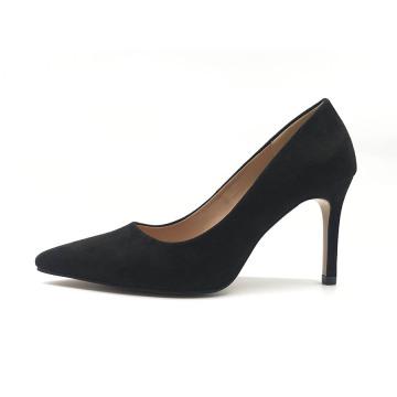 Женская модная туфли на высоком каблуке