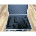 Aluminum Tool Box with Die out Sponge Foam