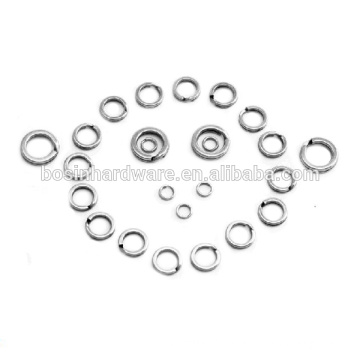 Fashion High Quality Metal Round Stainless Steel Fishing Split Ring