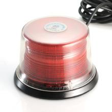 LEVOU a bola de fogo brilhante Super Mini teto luz sinal de advertência (HL-311 vermelho)