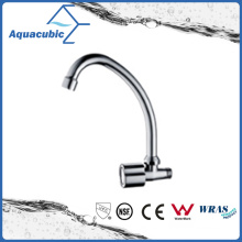 Wall Mount One Hole Single Handle Kitchen Faucet (AF1201-5D)