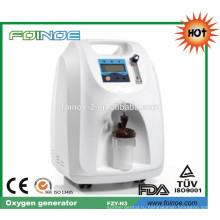 Fzy по-Н3 горячая распродажа и CE одобрил генератор кислорода для номер