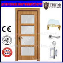Portes en bois intérieures de haute qualité à bas prix