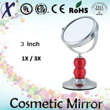Miroir de salle de bain acrylique 3′′